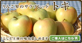 りんご界のサラブレッド【トキ】