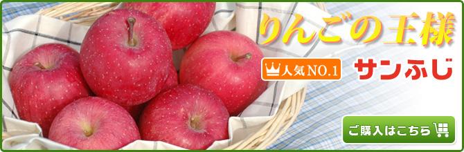 りんごの王様【サンふじ】
